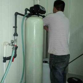 小型蒸汽锅炉软化水设备