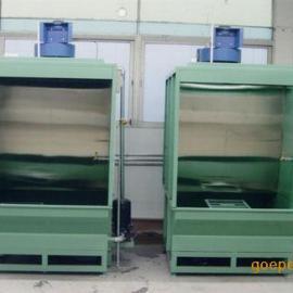 环保水濂柜,水帘机,水帘喷漆柜,喷油水濂柜