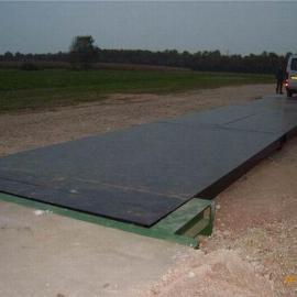 100吨电子地磅,100吨地磅厂家
