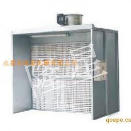 单工位干式喷漆柜