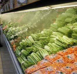 广州超市喷淋设备