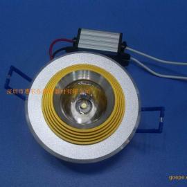 大功率LED吸��簦�大功率LED天花��