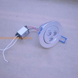 3*1W大功率LED天花��