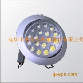 18*1W大功率LED天花��