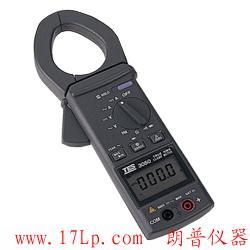 TES-3050真均方根值│交直流钳表