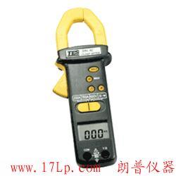 TES-3091N交流钳表│台湾泰仕