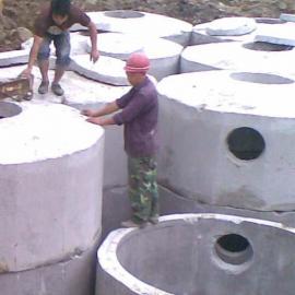 80m³预制化粪池