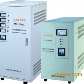 上海高精密全自动交流稳压电源系列可定制