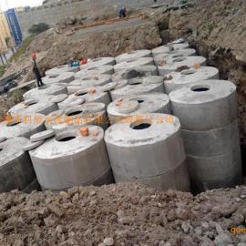 300m³预制化粪池