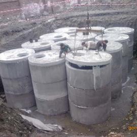 120m³预制化粪池