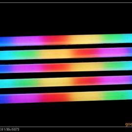 新疆喀什七彩数码管厂家  新疆LED数码管价格