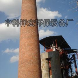 砖厂麻石脱硫除尘器