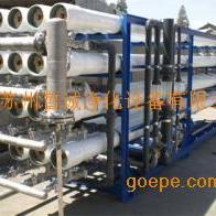 蒸馏水设备去离子水设备苏州蒸馏水设备