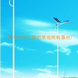 20w太阳能路灯安装