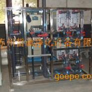 EDI高纯水设备高纯水制取设备