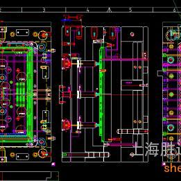 消费电子热流道|热流道系统|热流道模具