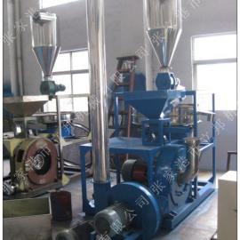 磨盘式塑料磨粉机