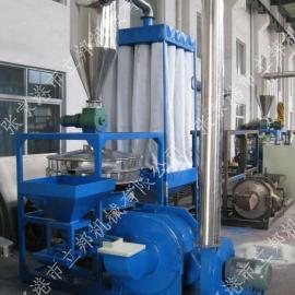 转子式塑料磨粉机
