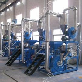 磨盘式HDPE磨粉机