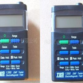 台湾泰仕TES1390电磁波测试器TES-1390