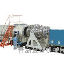 PVC塑料管材设备---青岛金塑机械主打产品!