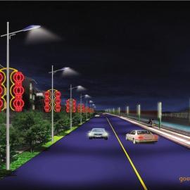 LED灯杆造型灯价格