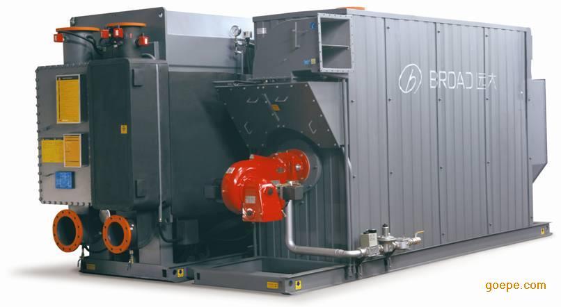 工业冷机_烟气机溴化锂工业中央空调-远大溴化锂烟气型冷温机组