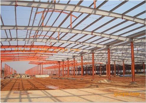柳州钢结构厂房安装公司