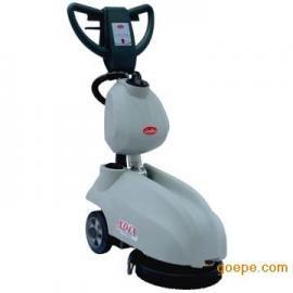 超宝小型洗地机手推式洗地机价格