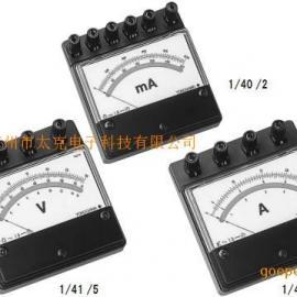 205114指针式直流电流表