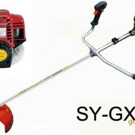 GX35四冲程侧挂式汽油割灌机割草机