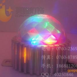 大功率led点光源|led七彩点光源