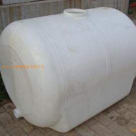 800升卧式塑料桶