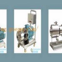 防爆型管线式高剪切均质乳化泵(单级/三级)