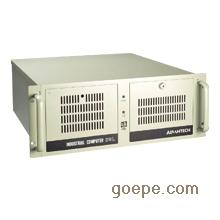 西安研华IPC-610MB-L工控机 4U上架式整机