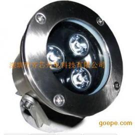 3W水底灯/LED大功率水底灯