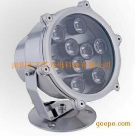 9W水底灯/LED大功率水底灯