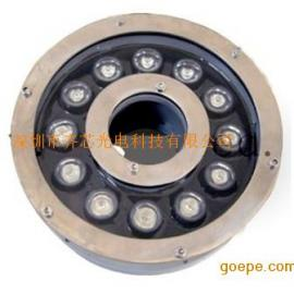 12W水底灯/LED大功率喷泉水底灯