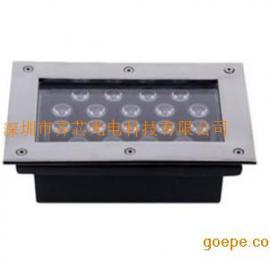 18W方形埋地灯/LED大功率埋地灯