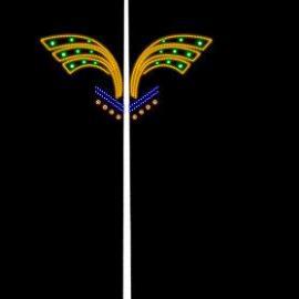 LED灯杆装饰厂家