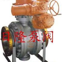 Q947电动固定式球阀