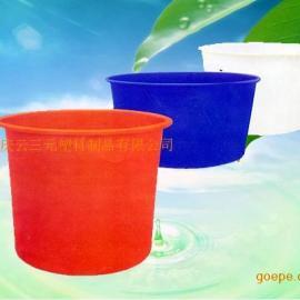 1.5吨塑料桶1500公斤大口塑料桶