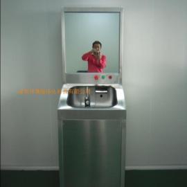 自动出水洁净洗手机,雄海净化专业制作