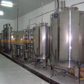 医药纯化水二级反渗透