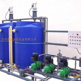 苏州中央空调循环水处理系统及水处理工程