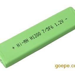 供应济南方形充电750mAh镍氢电池