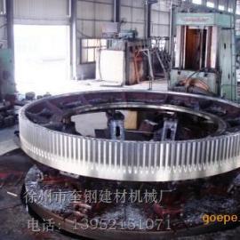 加工各种球磨机大齿轮