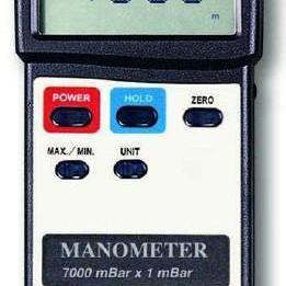台湾路昌PM9107数字压力/差压计PM-9107