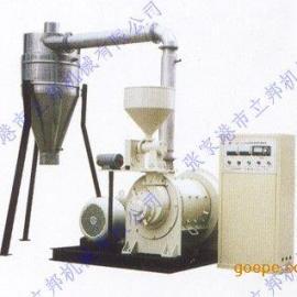 涡轮400塑料磨粉机