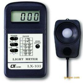 台湾路昌LX103数字式照度计